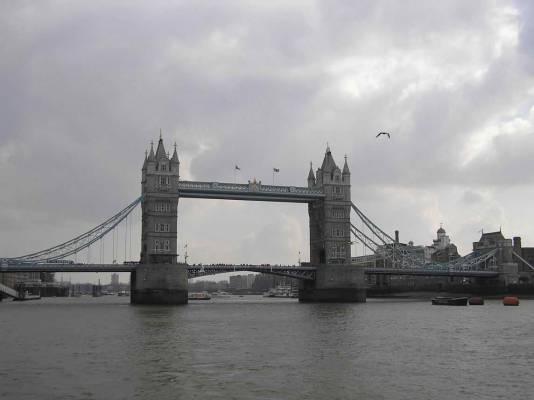 Тур а Лондон
