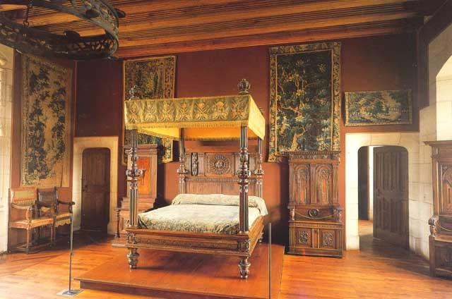 Такие шторы в восточном стиле превосходно вписываются в любое помещение...